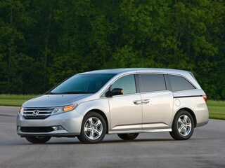 2012 Honda Odyssey EX Van