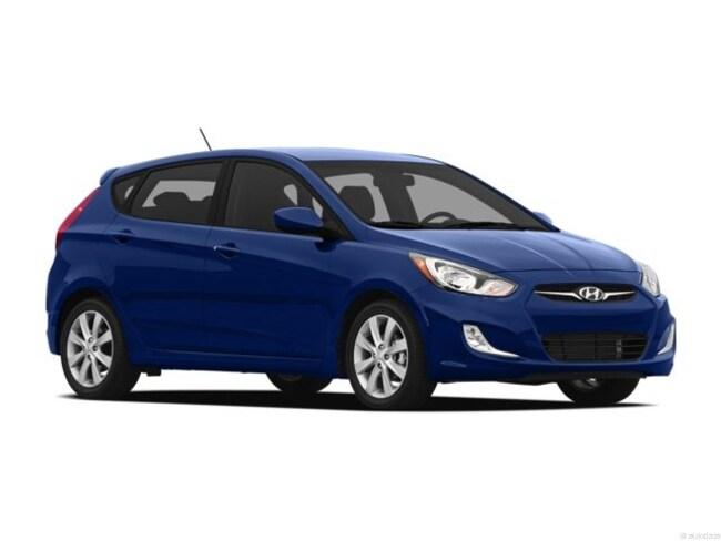 2012 Hyundai Accent À hayon