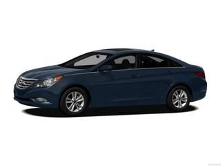 2012 Hyundai Sonata Car