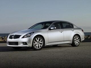 2012 INFINITI G37x Luxury Sedan