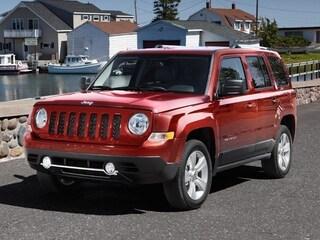 2012 Jeep Patriot Sport | 2.4L I4 DOHC 16V Dual VVT | 5-Speed Manual SUV