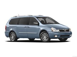 2012 Kia Sedona LX Convenience (A6) Van Passenger Van