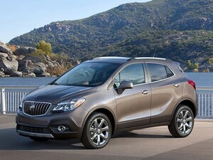 2013 Buick Encore CXL / AWD / HEATED LEATHER / REMOTE START / BACK-UP CAM / 1 OWNER / LOCAL TRADE