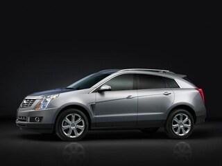 2013 Cadillac SRX Premium AWD **sunroof! Loaded leather! navigation!