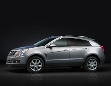 2013 Cadillac SRX Premium AWD **sunroof! Loaded leather! navigation!