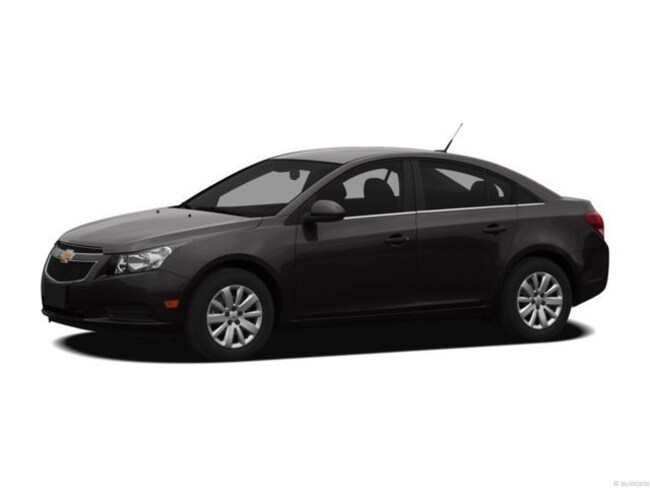 Used 2013 Chevrolet Cruze Eco For Sale Campbell River Bc