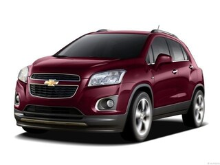 2013 Chevrolet Trax 1LT | Fuel Efficient | Budget Minded SUV