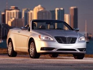 2013 Chrysler 200 TOURING CONVERTIBLE SIÈGES CHAUFFANTS DÉMARREUR GARANTIE Décapotable ou cabriolet