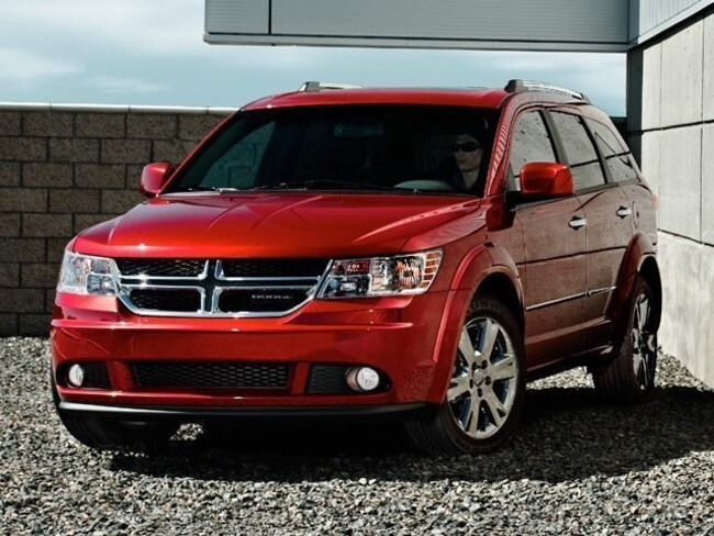 2013 Dodge Journey 4 CYL -- GREAT SHAPE -- LOCAL CAR! SUV