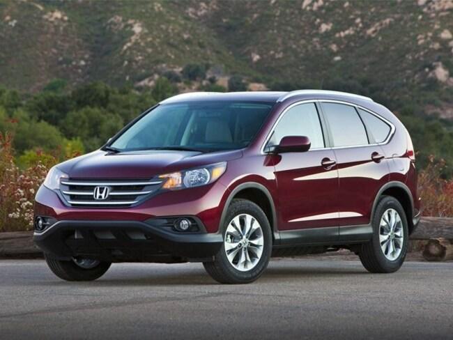 2013 Honda CRV EX-L AWD|LEATHER|BACKUP CAM|KEYLESS|BLUETOOTH SUV