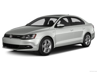 2013 Volkswagen Jetta Turbocharged Hybrid Highline Sedan