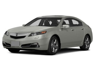 2014 Acura TL Base w/Technology Package Sedan