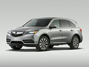 2014 Acura MDX AWD Elite | Certified Pre-Owned Sport Utility