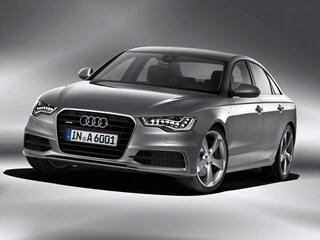 2014 Audi A6 2.0 Progressiv Sedan