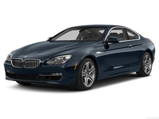 2014 BMW 650 i xDrive Coupe
