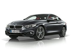 2014 BMW 4 Series 435i Xdrive Coupe