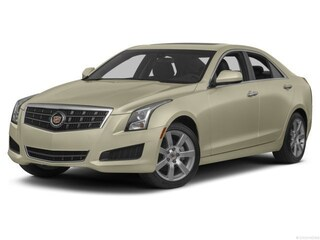 2014 Cadillac ATS AWD Sedan