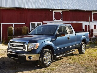 2014 Ford F-150 Truck SuperCab