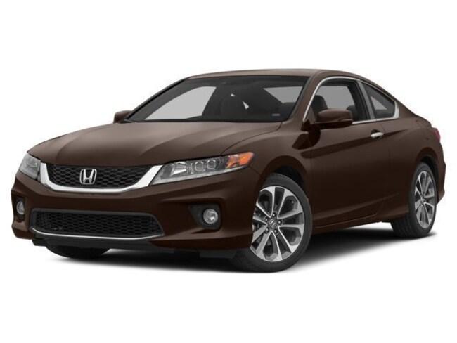 2014 Honda Accord EX-L Coupe