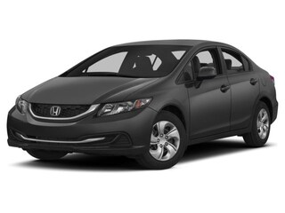 2014 Honda Civic DX Sedan