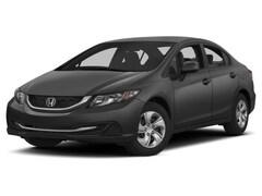 2014 Honda Civic Sedan LX Car
