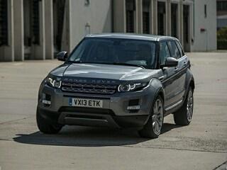 2014 Land Rover Range Rover Evoque Pure Plus SUV