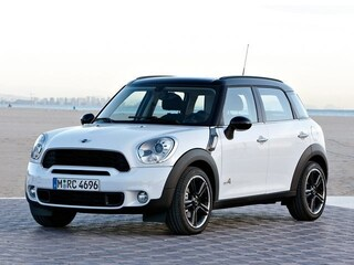 2014 MINI Cooper S Countryman ALL4 SUV