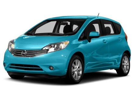 2014 Nissan Versa Note 1.6 Hatchback