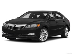 2015 Acura RLX Base w/Elite Package