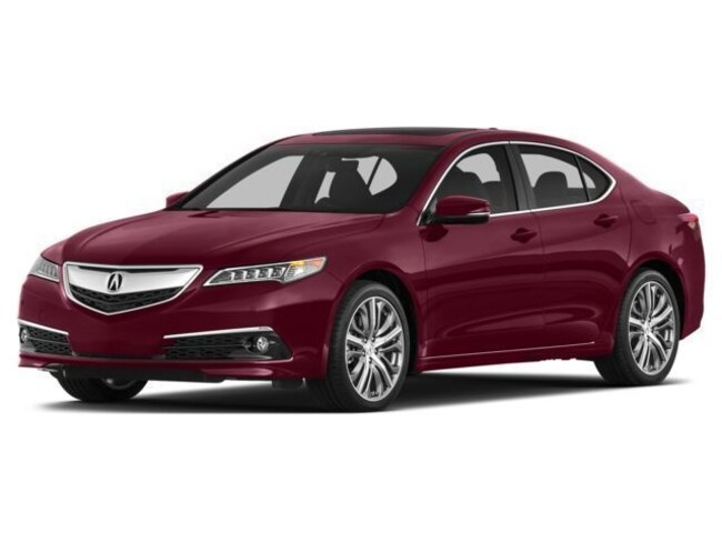 2015 Acura TLX 3.5L SH-AWD w/Tech Pkg Navigation , AWD Sedan