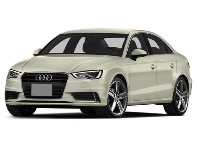 2015 Audi A3 Progressive
