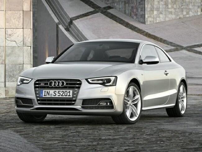 2015 Audi S5 3.0T Technik Coupe