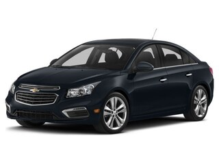 2015 Chevrolet Cruze 2LT Car