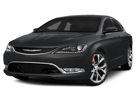 2015 Chrysler 200 LX Berline