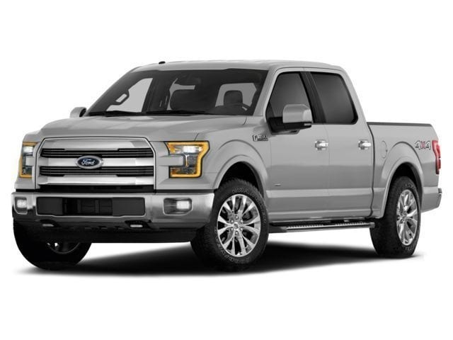 2015 Ford F-150 FX4 Truck SuperCrew Cab