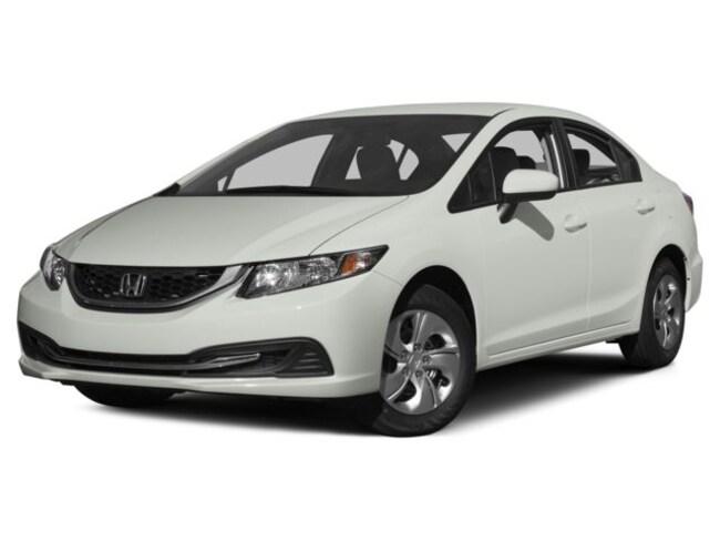 New 2015 Honda Civic LX Sedan For Sale Whitecourt, AB