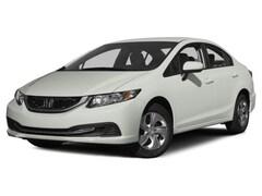 2015 Honda Civic LX   One Owner   No Accidents   Local Vehicle Sedan