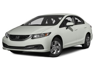 2015 Honda Civic Sedan EX CVT - NO ACCIDENTS|SUNROOF|BACKUP CAMERA| Sedan