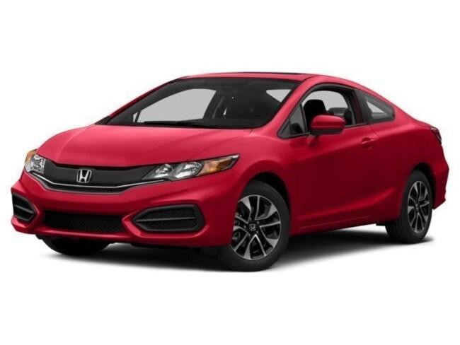 2015 Honda Civic Coupe CVT EX Car