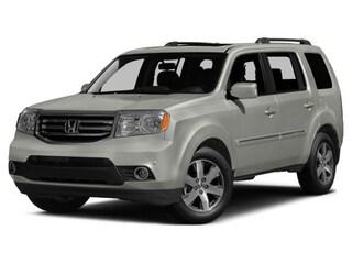 2015 Honda Pilot Touring 4WD SUV