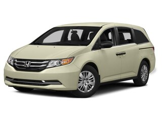 2015 Honda Odyssey LX Van