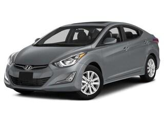 Used 2015 Hyundai Elantra L Sedan for Sale in Melfort, SK