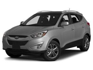 2015 Hyundai Tucson GLAS TRADED SUV