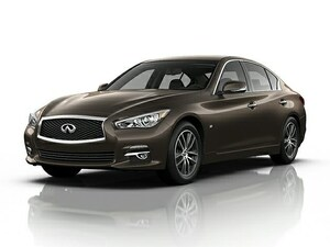 2015 INFINITI Q50 AWD Premium & Navigation Package w/ 19inch Wheels