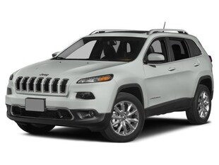 2015 Jeep Cherokee Limited Wagon