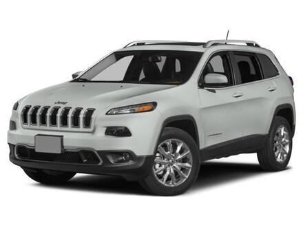 2015 Jeep Cherokee Limited 4x4