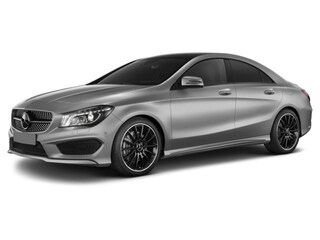 2015 Mercedes-Benz CLA CLA250 4MATIC Coupe