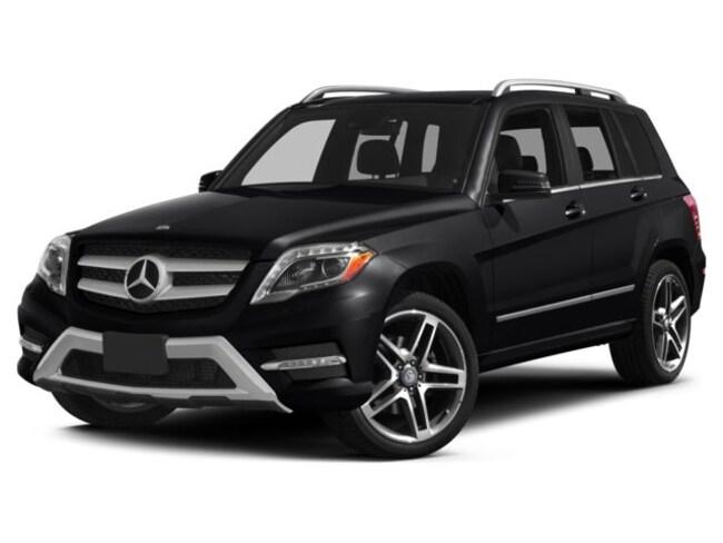 2015 Mercedes-Benz GLK Base SUV