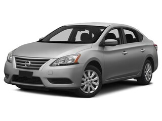 2015 Nissan Sentra 18 | 4 Door | FWD |  Sedan