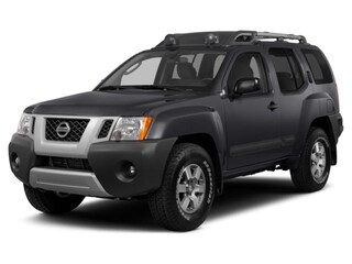2015 Nissan Xterra Pro-4x | Leather Package SUV